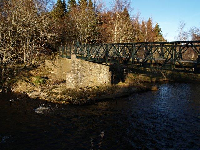 Sundhope Bridge, Yarrow Water.
