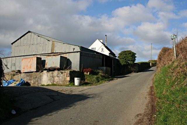 Farm Buildings at Goodmansleigh