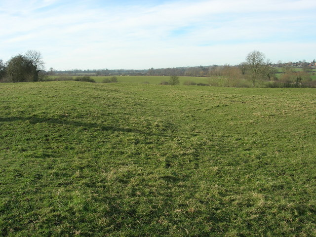 Site of medieval village of Kirby
