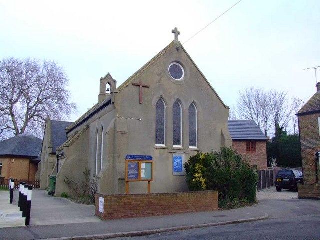 St. Peter's South Shoebury