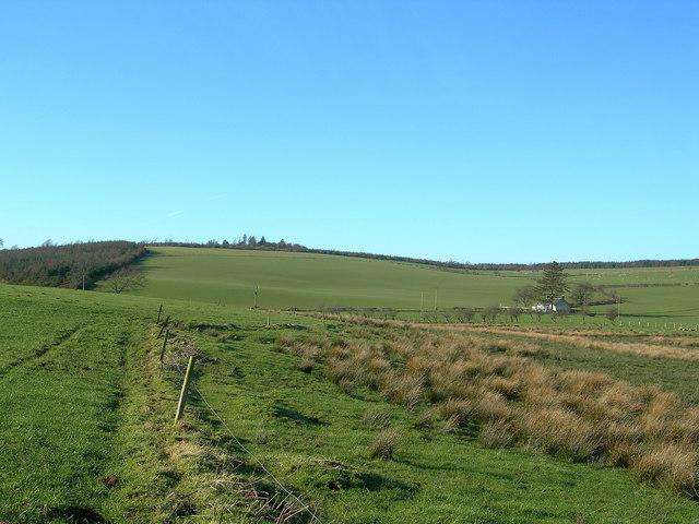 Farmland at Mochrum