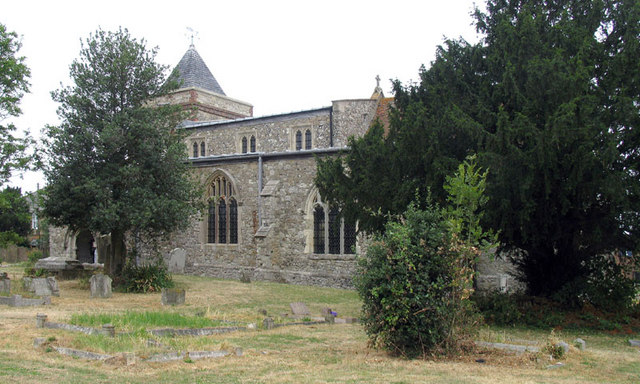 St Margaret, High Halstow, Kent