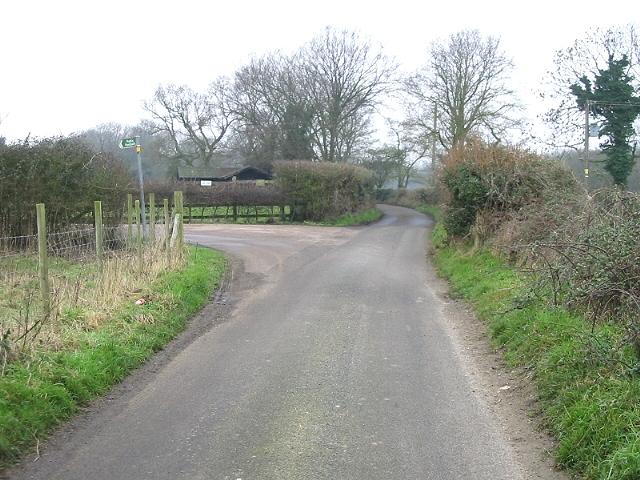 Junction to Ham Farm