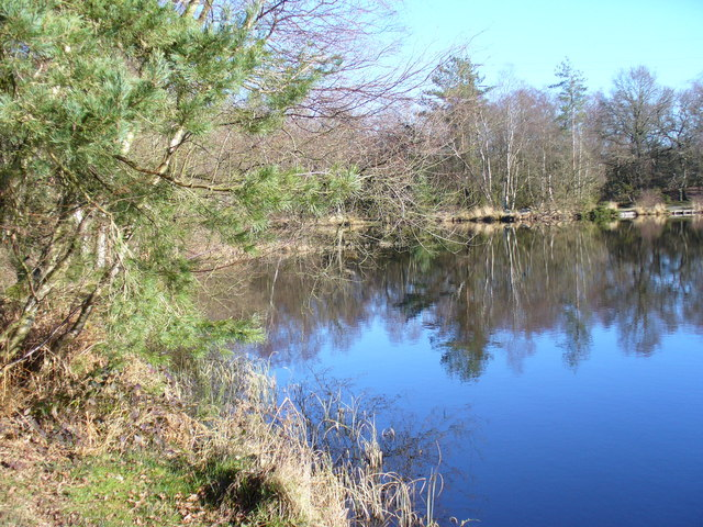 Shortheath Pond