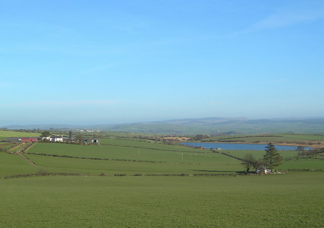 The View From Thomaston Hill