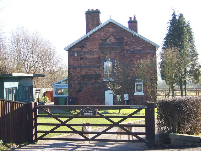 Station master's house, Pilsley
