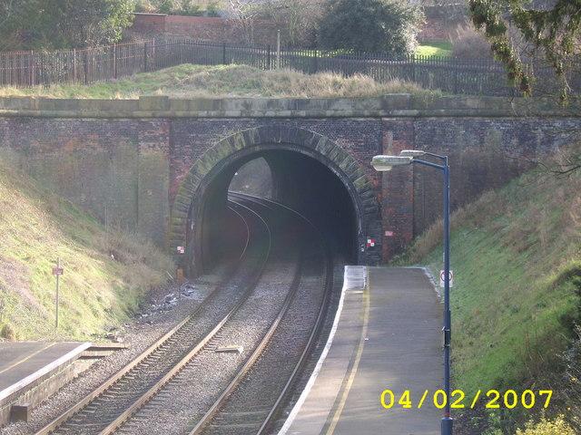 Ludlow Railway Tunnel