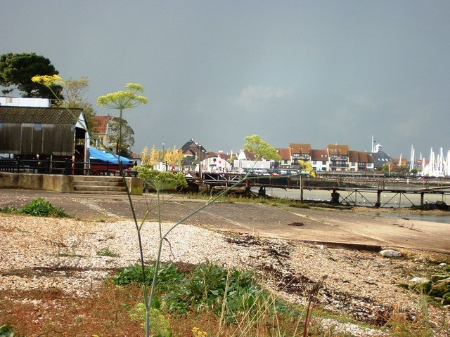 Hythe Foreshore