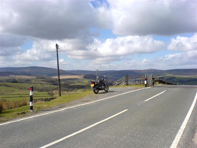 Towards Dunsop Bridge