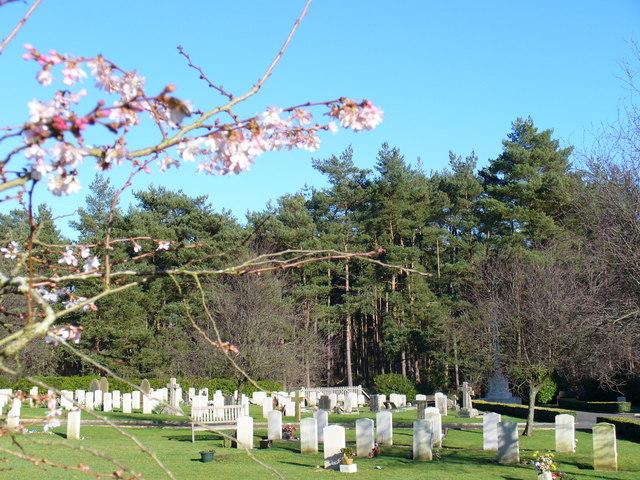 Bordon Military Cemetery