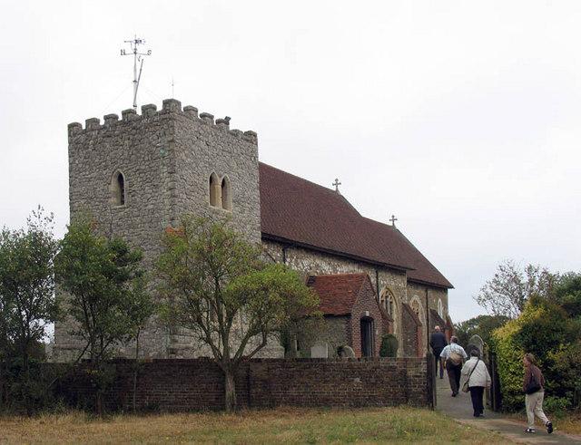 St James, Grain, Kent
