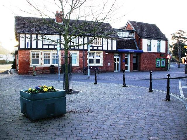 Hythe Village Junction