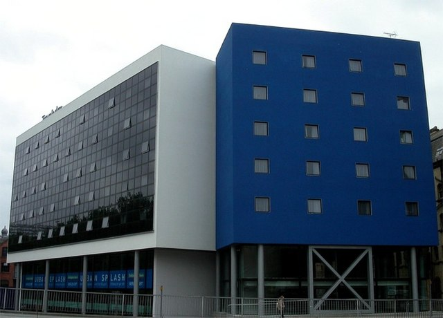 Travel Lodge hotel, Old Haymarket