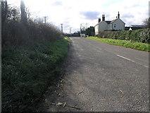 SJ5714 : Drury Lane by Michael Patterson