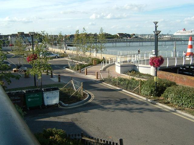 Hythe Promenade
