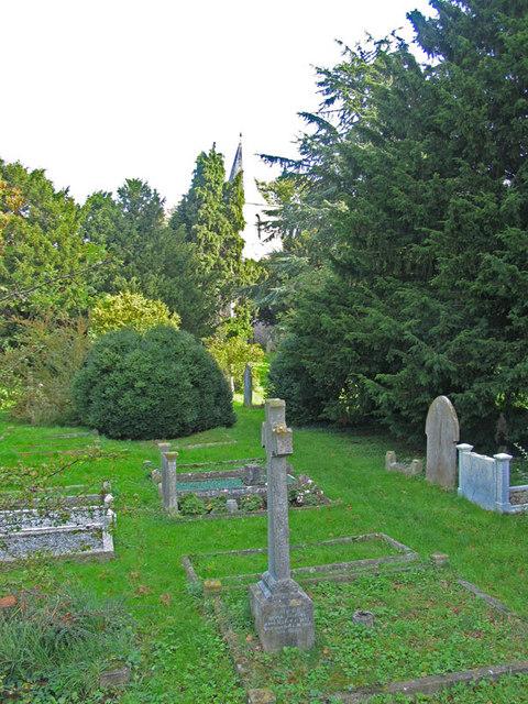 St Vincent, Littlebourne, Kent - Churchyard
