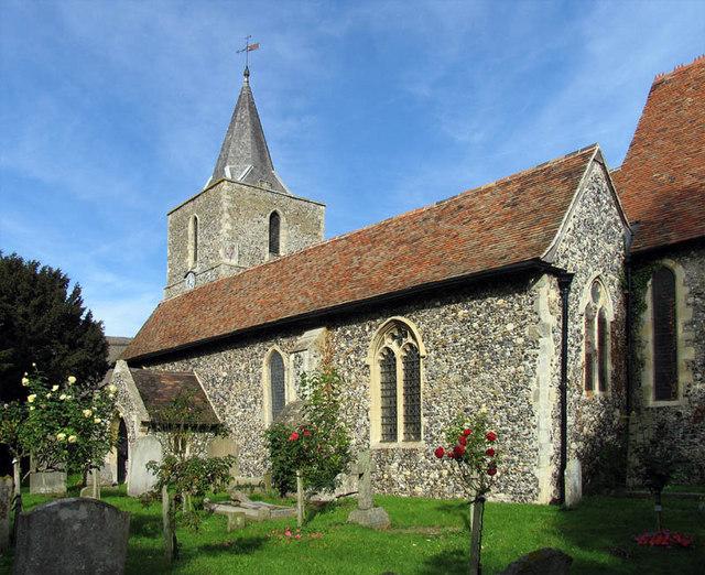 St Vincent, Littlebourne, Kent