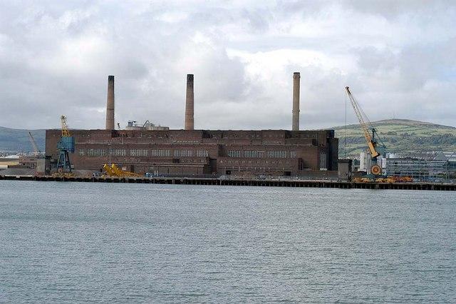Belfast West Power Station