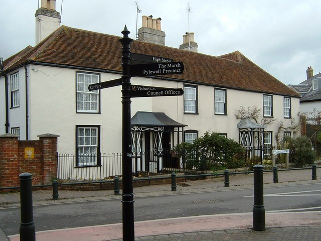 Pylewell Cottages, Hythe