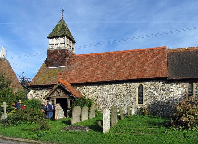 St Mary, Stodmarsh, Kent