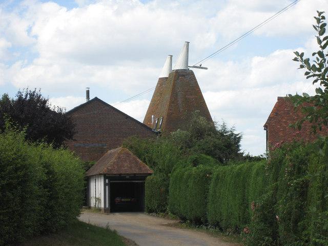 Finchurst Oast, Summerhill, Goudhurst, Kent