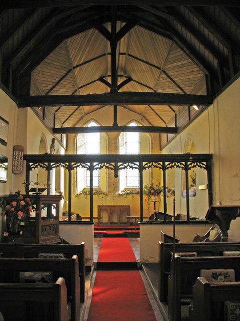 St Mary, Stodmarsh, Kent - East end