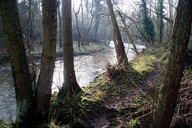 The River Alyn