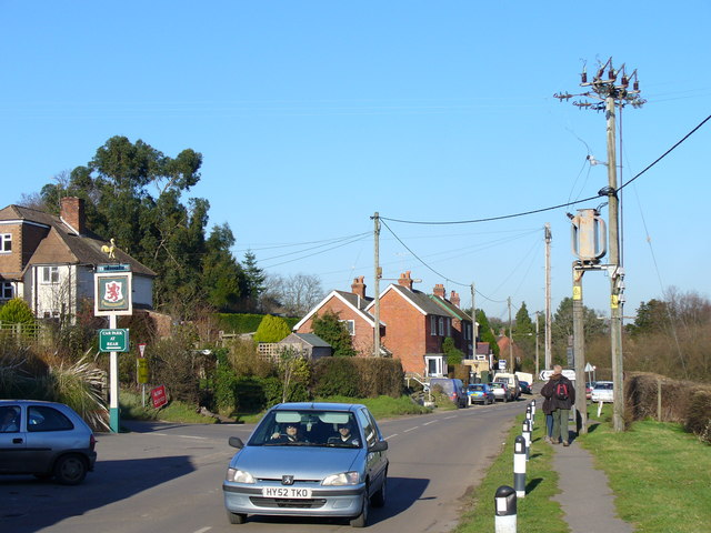The Street, Oakhanger