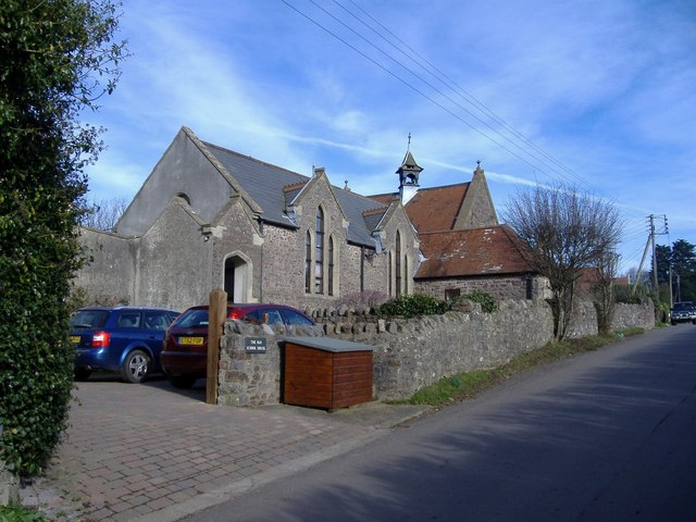 Old School House, Lower Failand