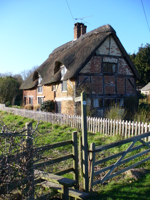 Thatched Cottage, Oakhanger