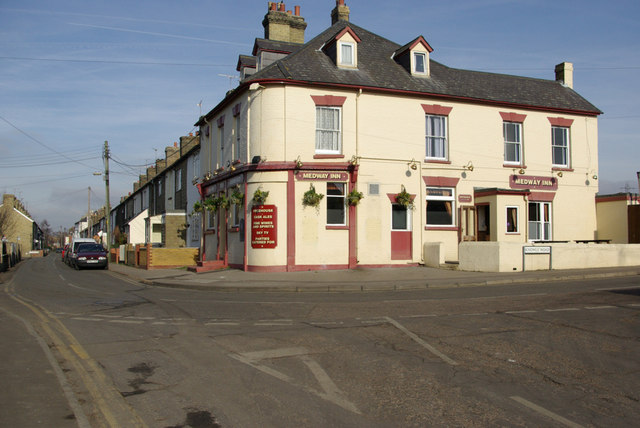 The Medway Inn, Wouldham