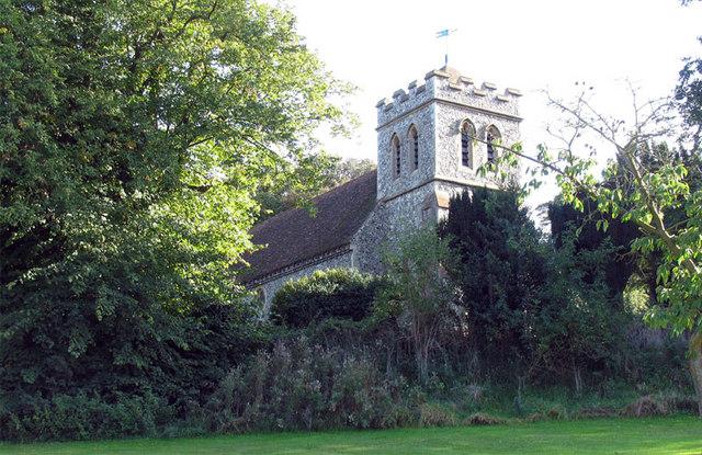 St Peter, Bekesbourne, Kent