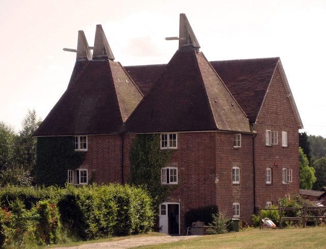 The Kilns & Brook Oast, Combourne Farm, Jarvis Lane, Curtisden Green, Kent