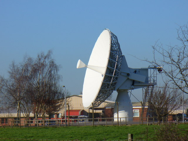 Satellite Dish, RAF Oakhanger