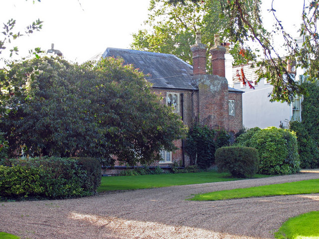 House, Bekesbourne, Kent