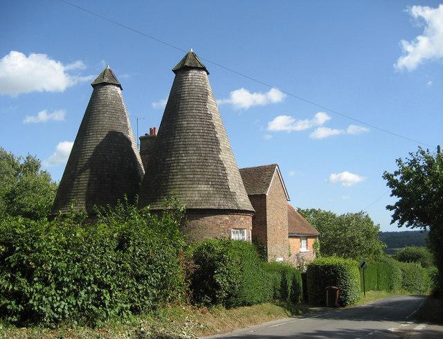 The Oast House, Curtisden Green Lane, Curtisden Green, Kent