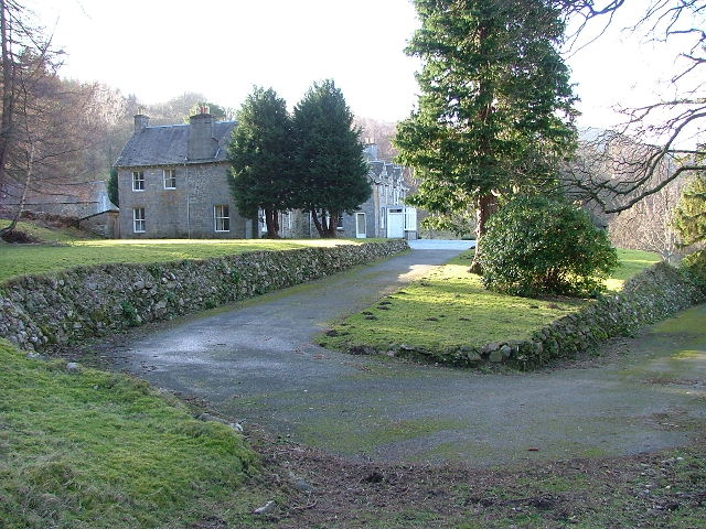 Lassintullich House