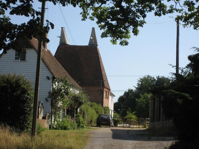 Trenley Farm, Park Lane, Gill's Green, Kent