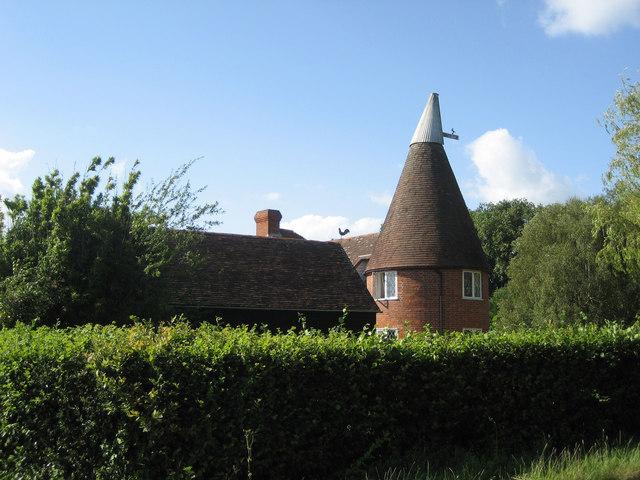 Yewtree Oast, Slip Mill Road, Gill's Green, Hawkhurst, Kent