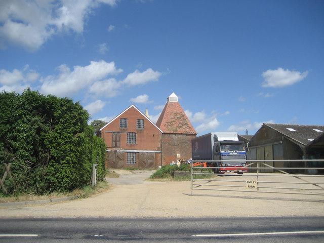 Angley Farm, Glassenbury Road, Cranbrook, Kent