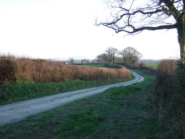 Lane at Rutleigh