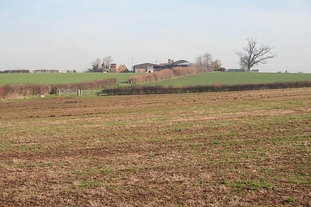 North End Farm, Hanley Castle