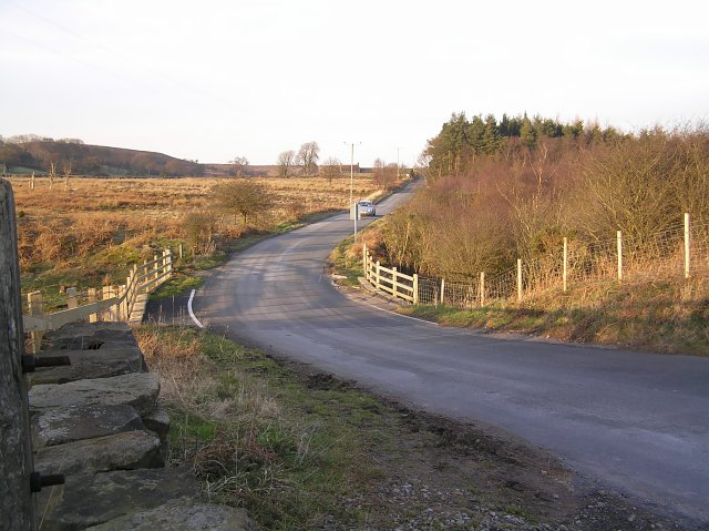 Bridge over Oakly Beck