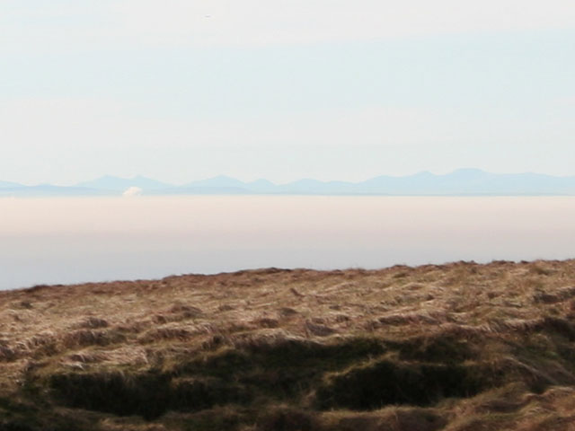 Snowdon from Bleaklow!