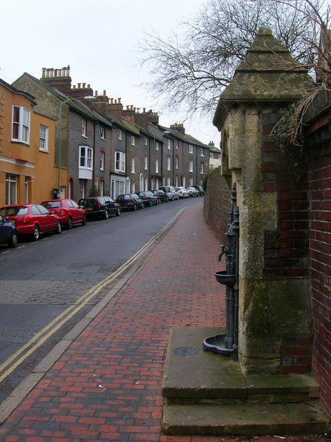 Water Pump, Friars Walk