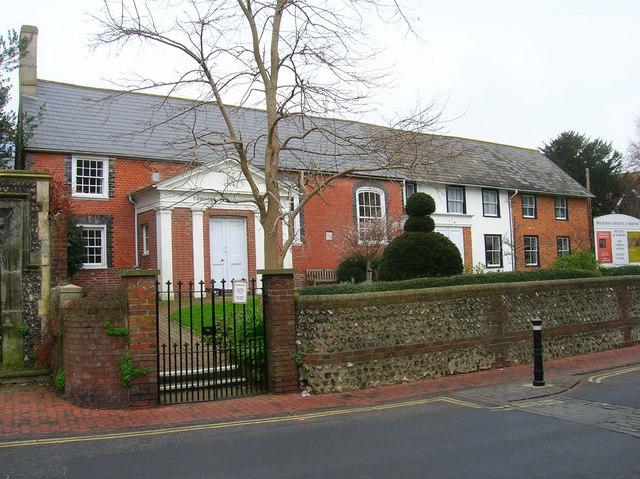 Friends Meeting House, Friars Walk