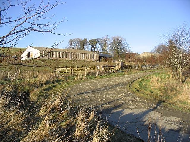 Teindside Farm
