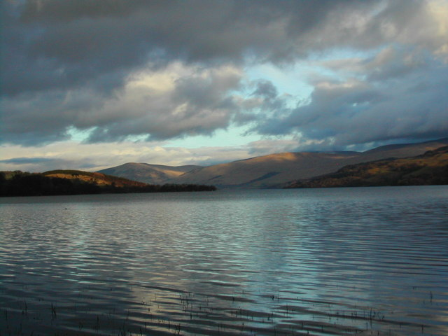Loch Tay from the west