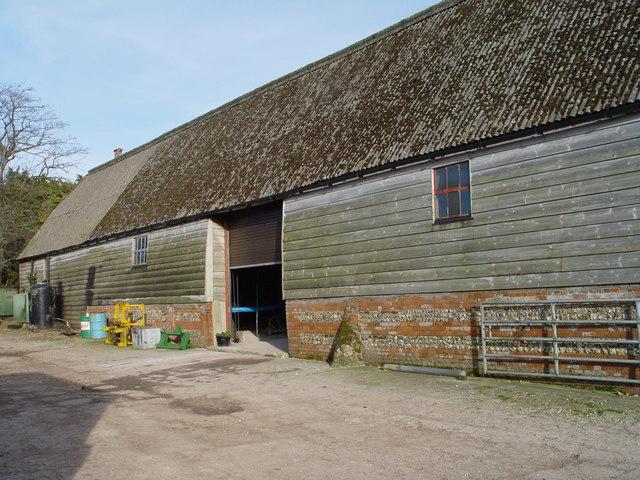 Glebe Farm - Barn