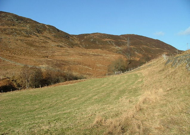 Eastern Slopes of Dun Coillich